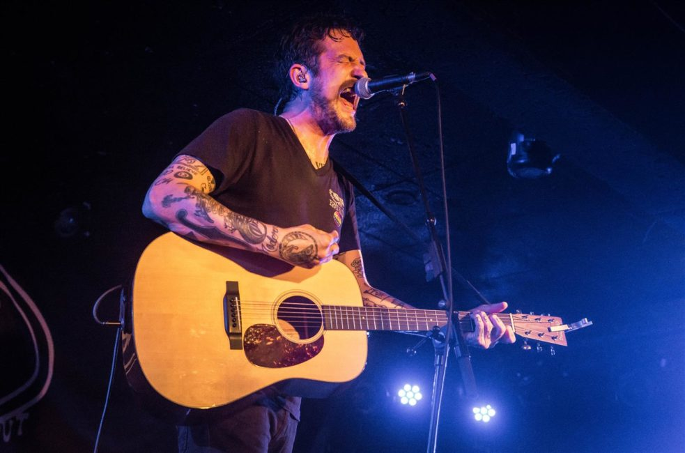 IN FOCUS// Frank Turner @ King Tuts 6th July 2019