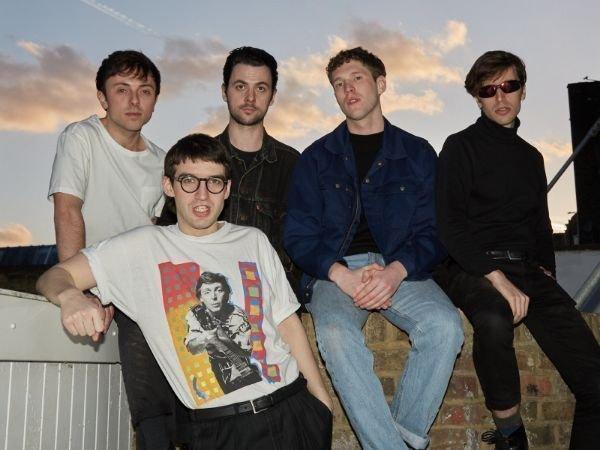 SPECTOR return with new single 'Half Life' - Listen Now 2