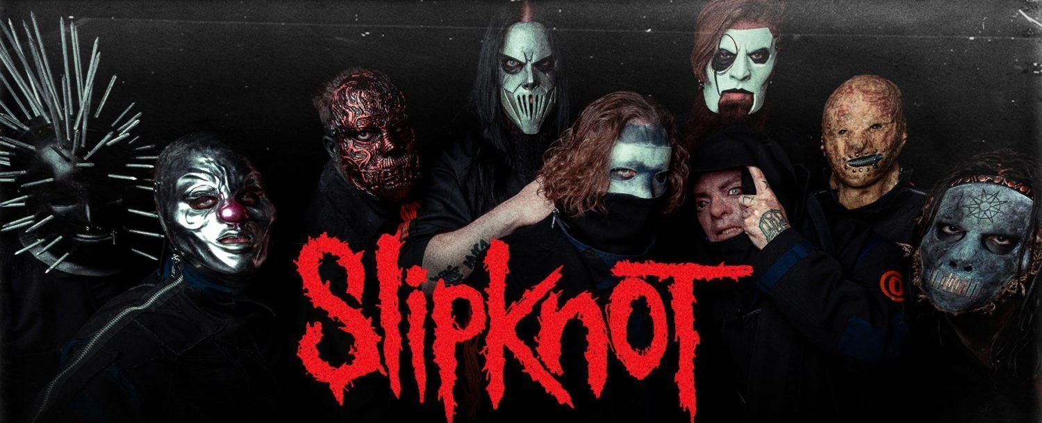 Masked heavy metal band SLIPKNOT on course to knock ED SHEERAN off the No 1 spot 1