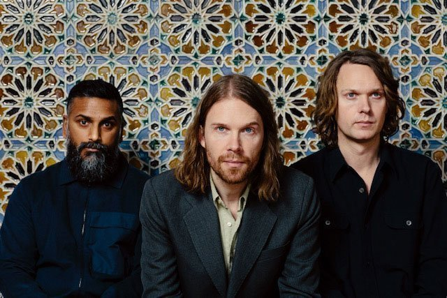 Swedish indie rock trio DEPORTEES unveil beautiful new video for current single 'Covered In Dreams'