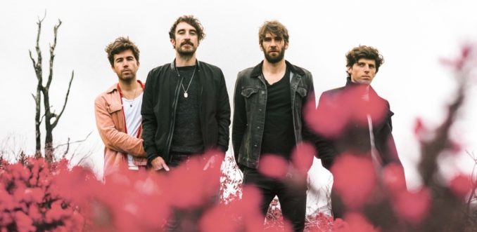"INTERVIEW: The Coronas' Danny O'Reilly - ""Playing live is like a drug to me"" 5"