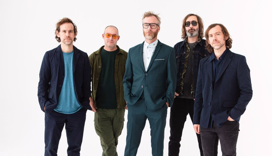 THE NATIONAL announce new live performance film & EP