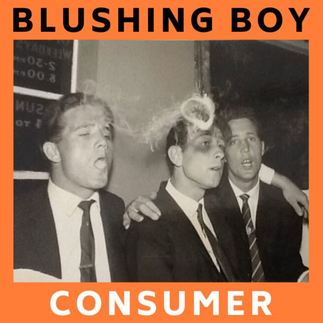 Dublin's BLUSHING BOY unveil video for debut track, 'Consumer' - Watch Now