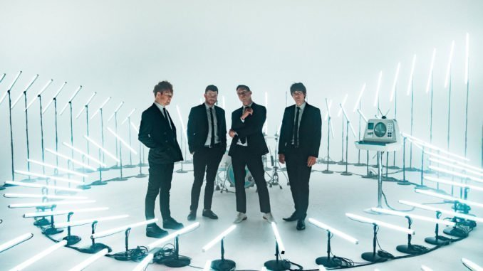 ENTER SHIKARI have released storming new track 'Stop The Clocks' - Listen Now