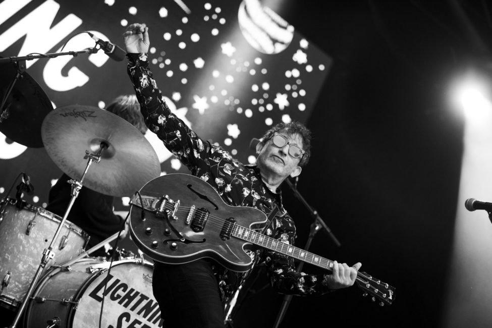 Madness + Ian Broudie & the Lightning Seeds @ Custom House Square Belfast
