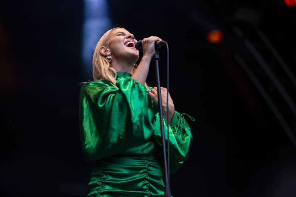 IN FOCUS: Jess Glynne + Nina Nesbitt & Lyra, CHSq 2019, Belfast 2019