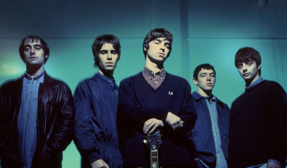OASIS' to release two limited edition vinyl formats of 'Definitely Maybe' to celebrate its 25th anniversary 1