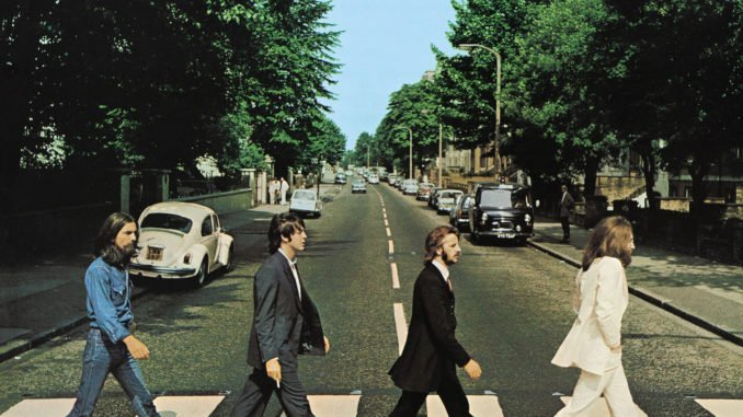 THE BEATLES revisit Abbey Road with special anniversary releases 1
