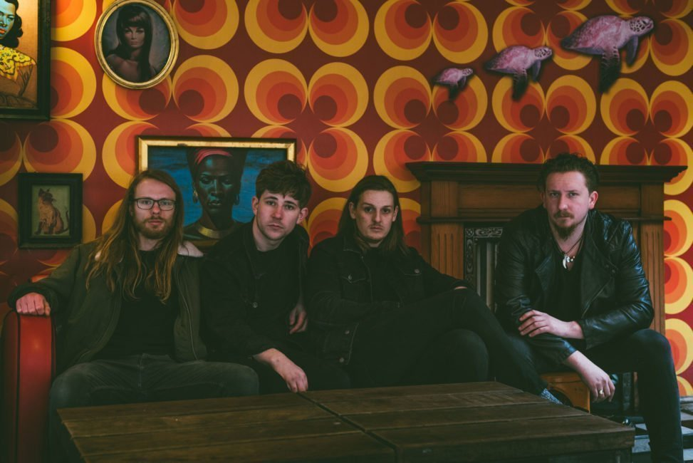 Reading quartet MELLOR release new single, 'I Don't Know Where You're Sleeping Tonight' - Listen Now