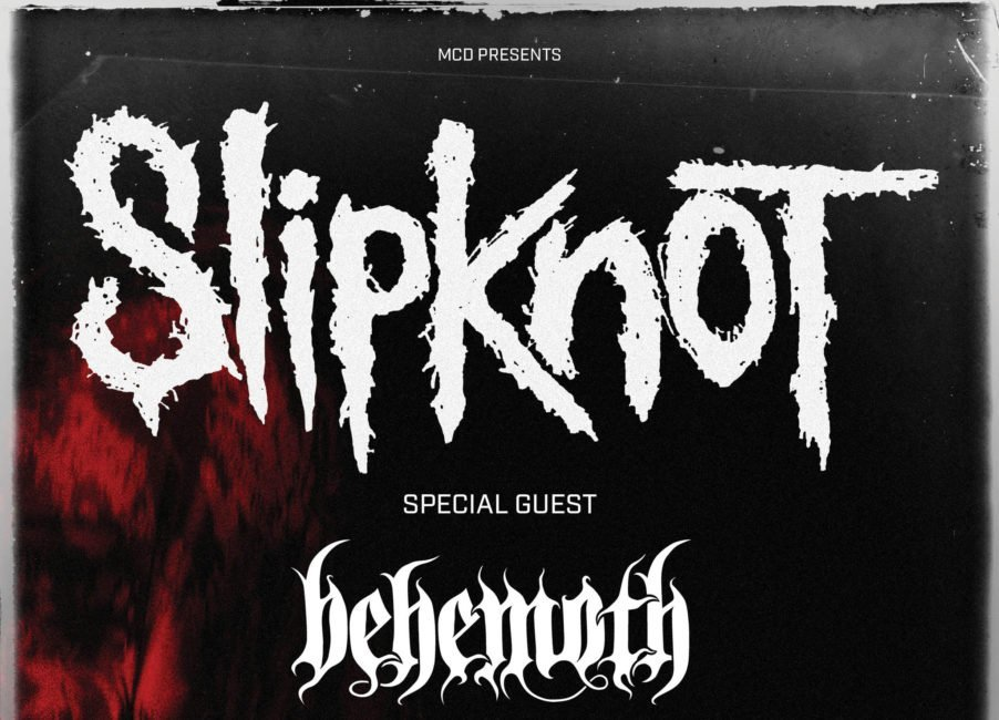 SLIPKNOT have announced their UK & Irish tour dates for early 2020