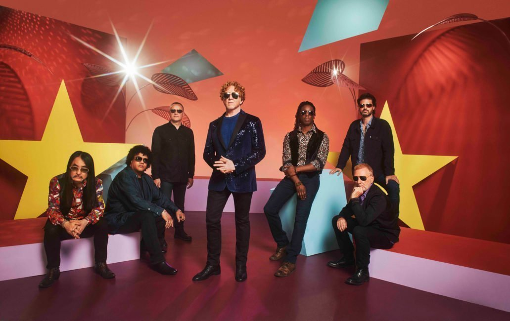 SIMPLY RED are back with a new album, 'Blue Eyed Soul' out November 8th
