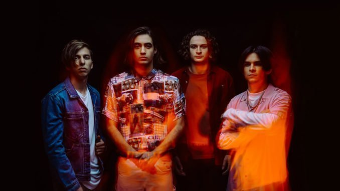 THE FAIM share HUMANS, the first single from their forthcoming debut album, STATE OF MIND