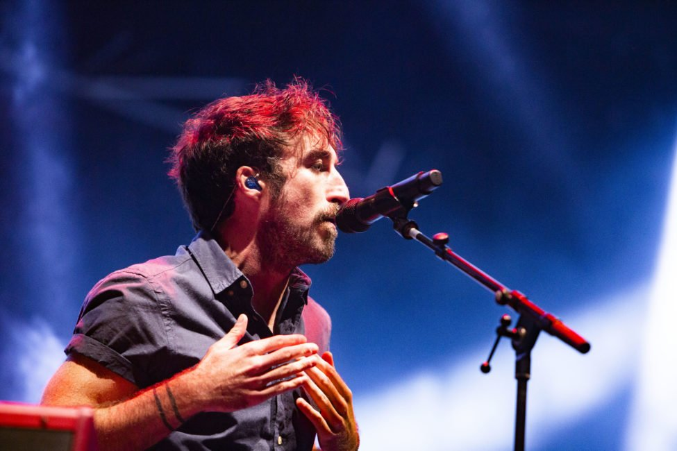 IN FOCUS: The Coronas + Tom Odell and Roe @ CHSq 2019, Custom House Square, Belfast 2019