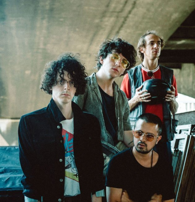 MYSTERY JETS release new video for 'Screwdriver' - Watch Now
