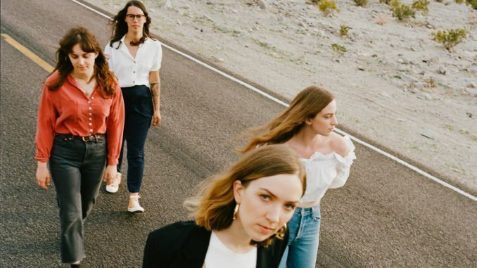 THE BIG MOON return with new single 'It's Easy Then' - Listen Now