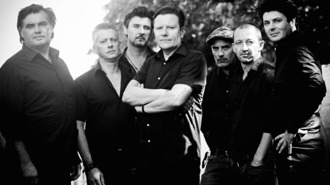 French supergroup THE CELTIC SOCIAL CLUB head to London to play The 100 Club on Sept 7th 1