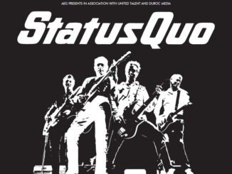 STATUS QUO Announce 'Backbone' UK 2020 Tour