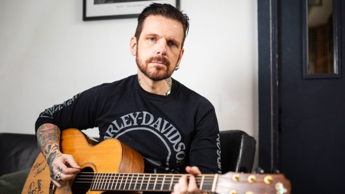 "INTERVIEW: RICKY WARWICK on new BLACK STAR RIDERS album - ""We wanted to shake things up a bit"" 5"