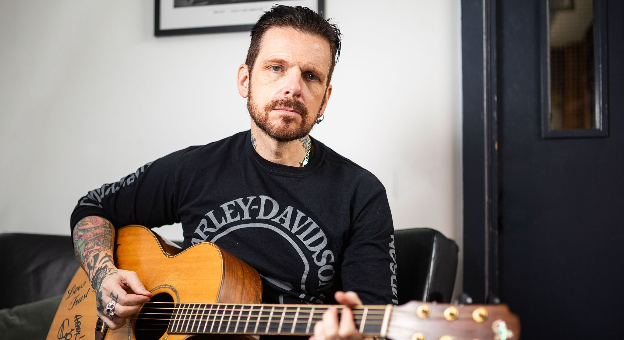 """INTERVIEW: RICKY WARWICK on new BLACK STAR RIDERS album - """"We wanted to shake things up a bit"""" 5"""