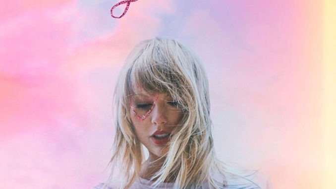 TAYLOR SWIFT'S album 'Lover' receives platinum certification in just four weeks