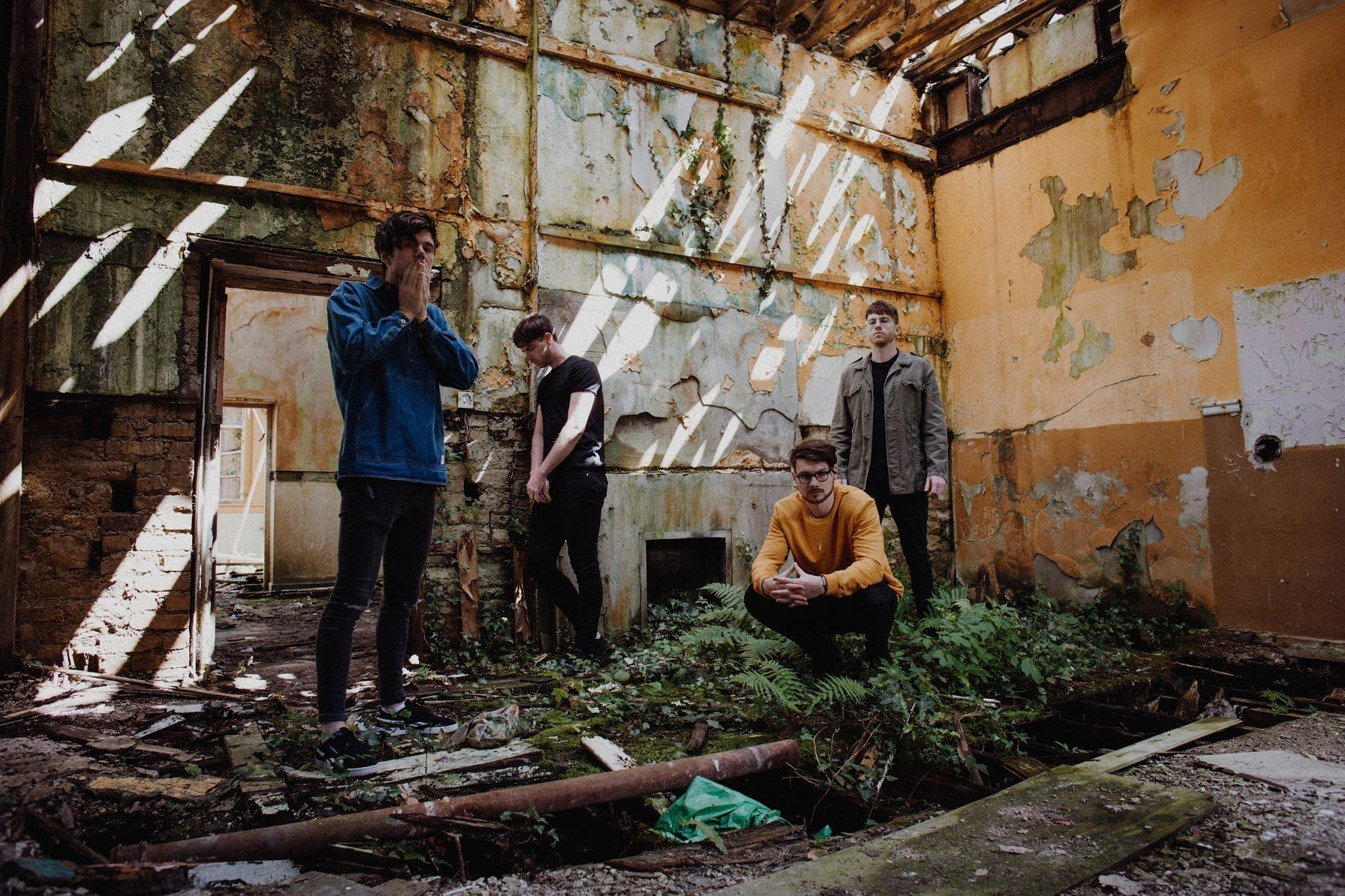 Irish four-piece BRAVE GIANT announce headline Belfast show at Voodoo on Saturday, October 26th