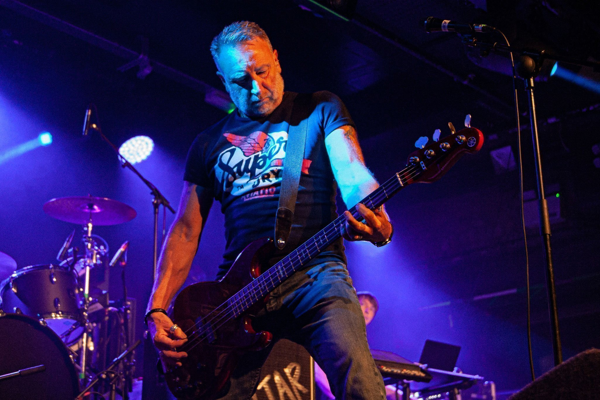 IN FOCUS// Peter Hook & The Light @ The Limelight, Belfast Saturday 14th September 2019 7