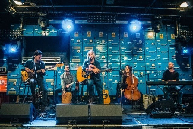 JOHN BRAMWELL (I Am Kloot) - Introduces... 'The Full Harmonic Convergence' - Listen to 'I Am The Sky'