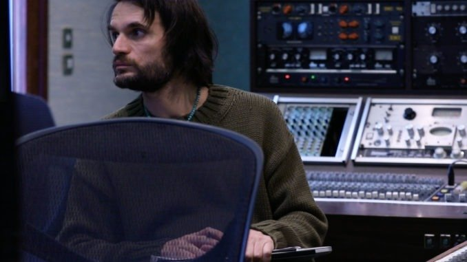 JONNY GREENWOOD Announces the Formation of OCTATONIC RECORDS 1