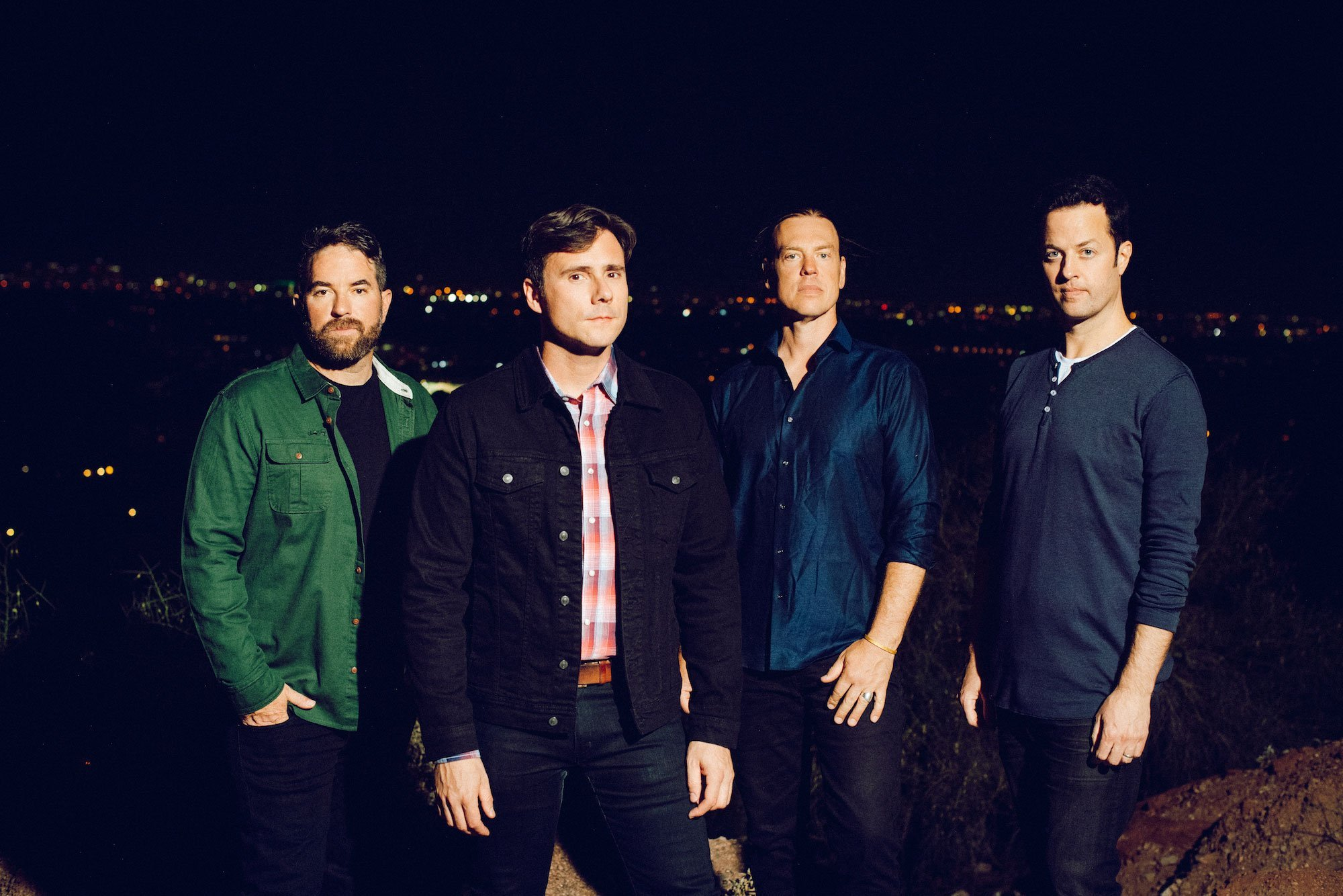 JIMMY EAT WORLD announce new album 'Surviving' and UK shows