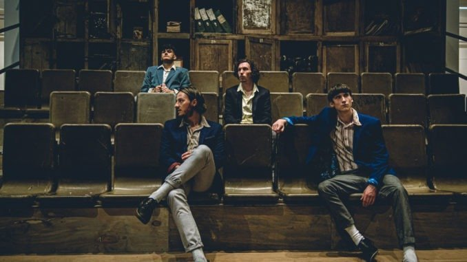 VIDEO PREMIERE: Dantevilles - 'Confession' from new EP, 'Welcome to the Theatre' – Watch Now
