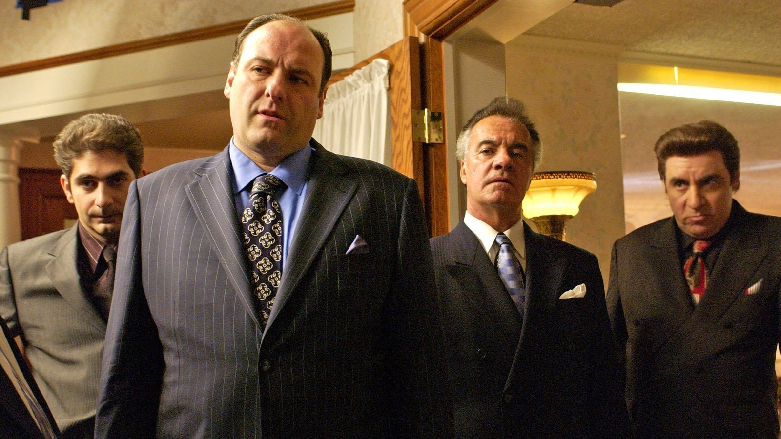 In Conversation With THE SOPRANOS Coming to SSE ARENA, Belfast on May 31st 2020 1