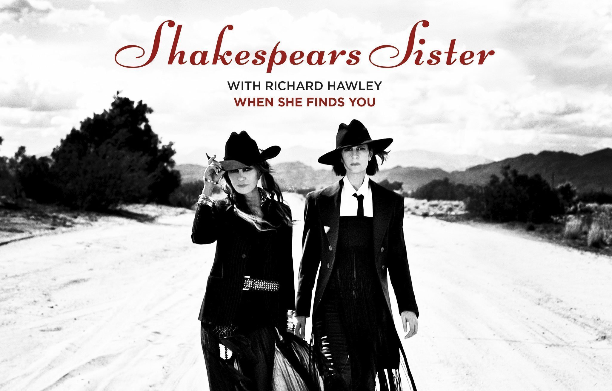 SHAKESPEARS SISTER announce new EP & share new single 'When