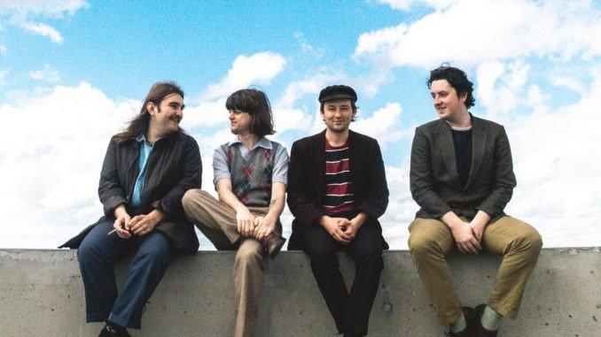 INTERVIEW: Brighton quartet FUR chat ahead of their headline Belfast show at McHughs Basement, Sunday 15th September 1