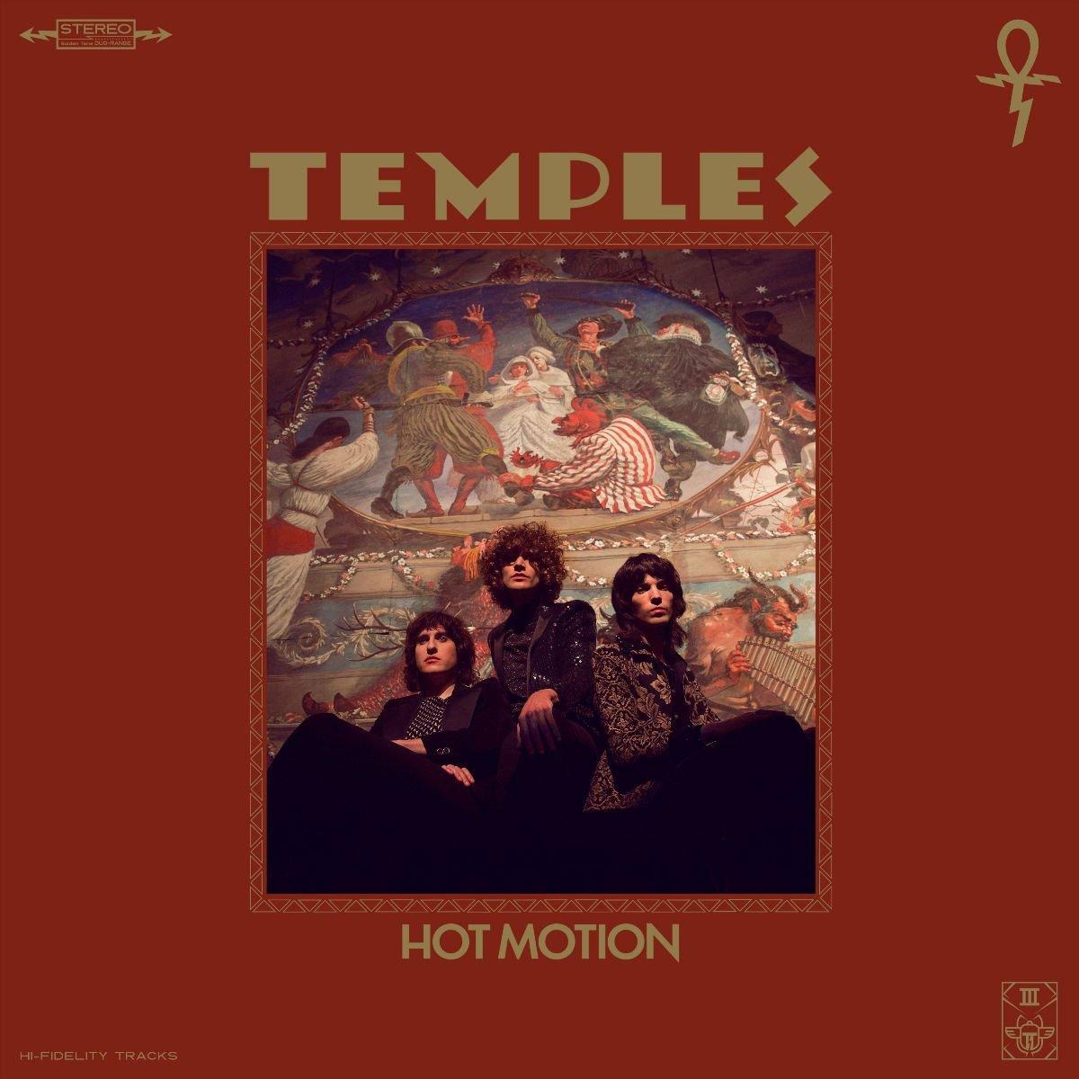 ALBUM REVIEW: Temples - Hot Motion