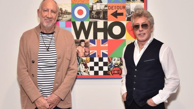 THE WHO announce new album, UK & Ireland Tour & share new track - 'Ball and Chain' 2
