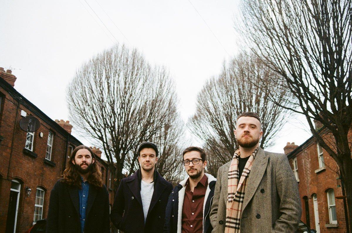 Dublin punk newcomers V98 share gritty new single 'Conversation Killer'