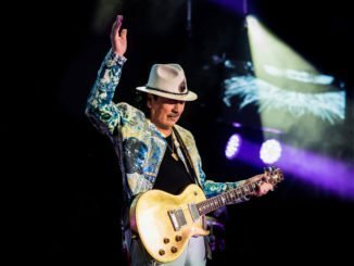 CARLOS SANTANA Announces Miraculous 2020 World Tour Date For Dublin