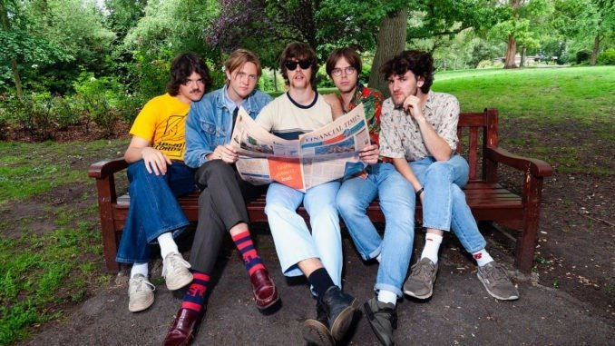FEET Share New Track 'Dog Walking' & Announce Live In-Stores