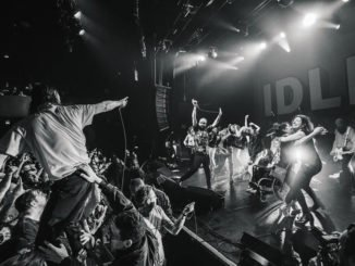 IDLES announce new live album 'A Beautiful Thing: IDLES Live at Le Bataclan'