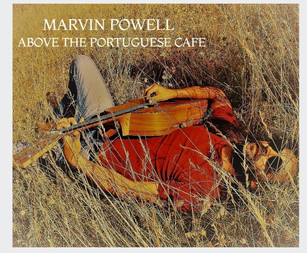 TRACK PREMIERE: Marvin Powell - 'Above The Portuguese Cafe' - Listen Now
