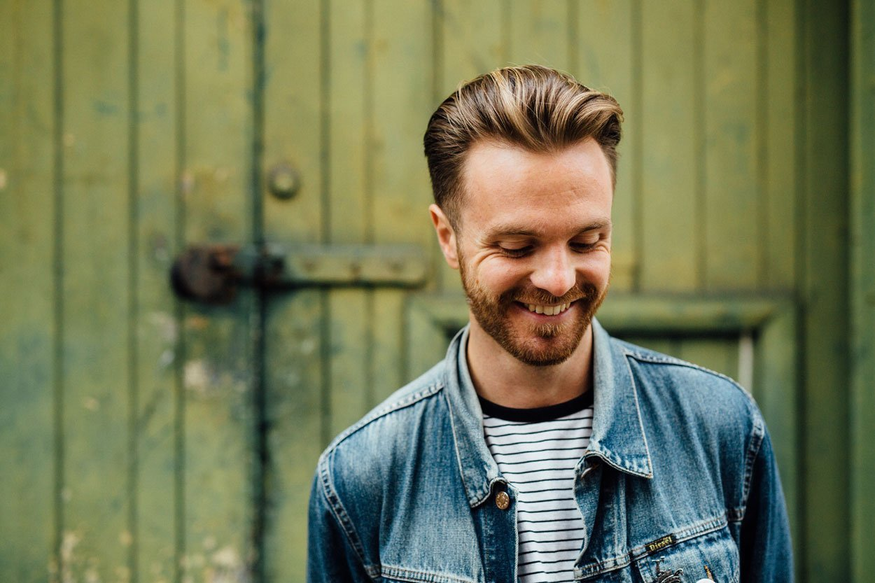 TRACK PREMIERE: MATT MILLARD Returns with Beautiful New Single 'OMA'