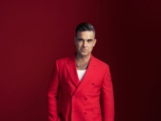 ROBBIE WILLIAMS to release his first ever Christmas album, 'The Christmas Present' on November 22nd 2