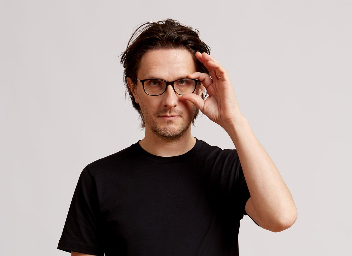 STEVEN WILSON announces The Future Bites Tour - UK & European arena shows for September 2020