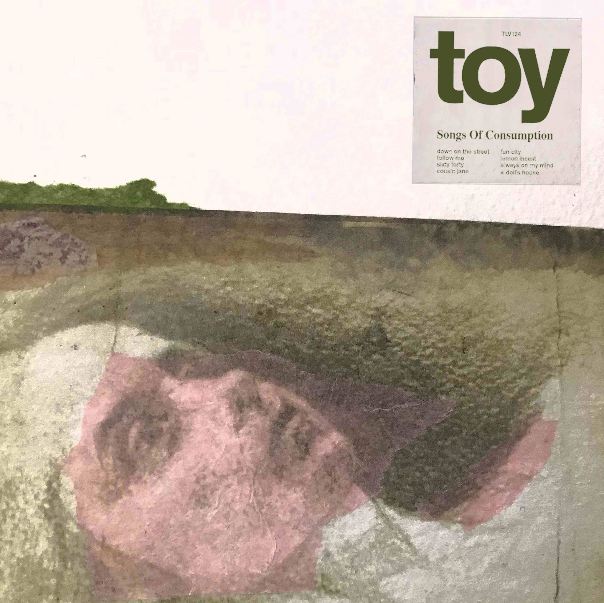 TOY announce 'Songs of Consumption' an 8-song collection of songs which have inspired the band