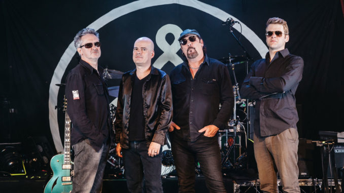 THE MISSION announce 'The United European Party Tour' for 2020