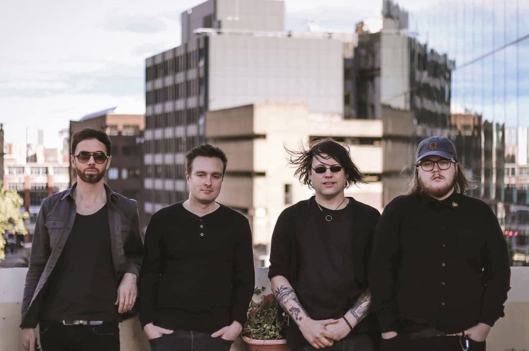 Newcastle four-piece GHOST//SIGNALS release video for new single 'English Fiction'
