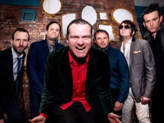 ELECTRIC SIX announce headline show at O2 Shepherd's Bush Empire London on 30th November 3