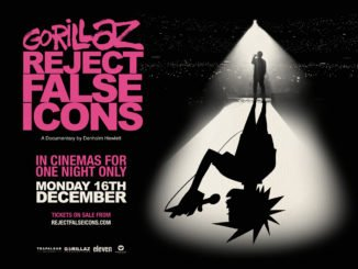 GORILLAZ announce new feature documentary film GORILLAZ: REJECT FALSE ICONS in cinemas on 16 December 4