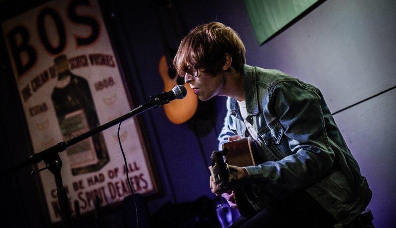 IN FOCUS: Tin Man Heart Presents: Aaron Shanley + Taylor Johnson + Jaxson and I Am Muir @ The Sunflower Pub, Belfast