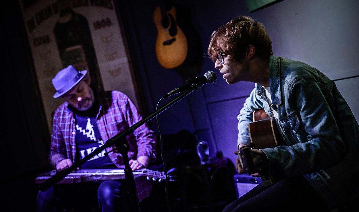 IN FOCUS: Tin Man Heart Presents: Aaron Shanley + Taylor Johnson + Jaxson + I Am Muir @ The Sunflower Pub, Belfast 2